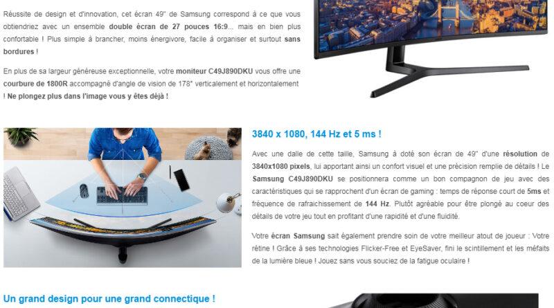 Samsung-C49J890DKU