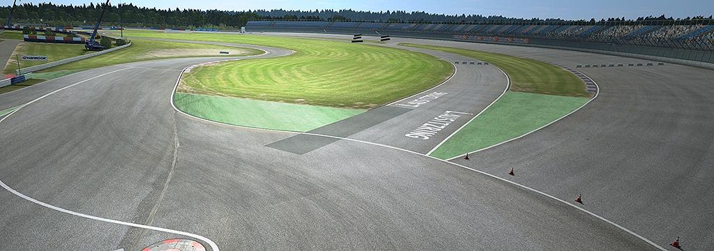 R3E DTM 2016 Manche 2 Eurospeedway Lausitz