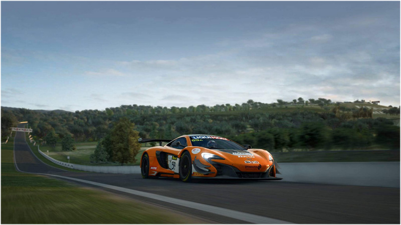 RaceRoom 2017 information et nouveaux contenus