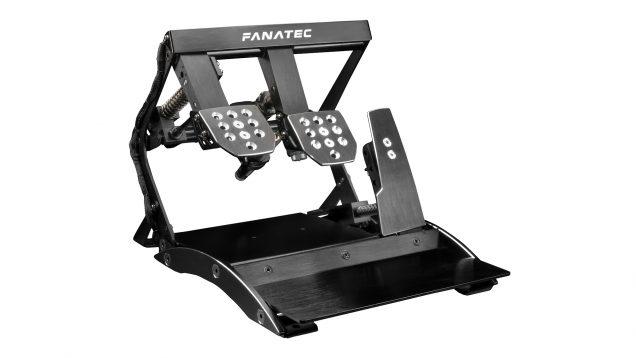 Fanatec clubsport pedals v3 inverse disponible