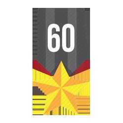 """NOMBRE DE TOP10 EN COURSE - LEVEL 3Gain 60 for """"Ajustements manuel par admin"""""""