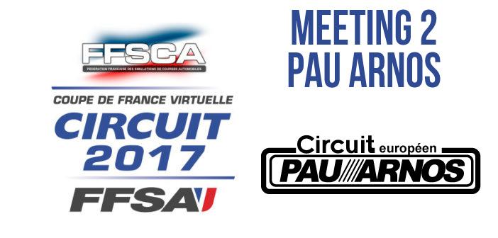 CDF 2017 Rfactor 2 Pau Arnos 08-05-17