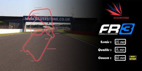 SRFR Formula RaceRoom 3 Silverstone 04-07-2017