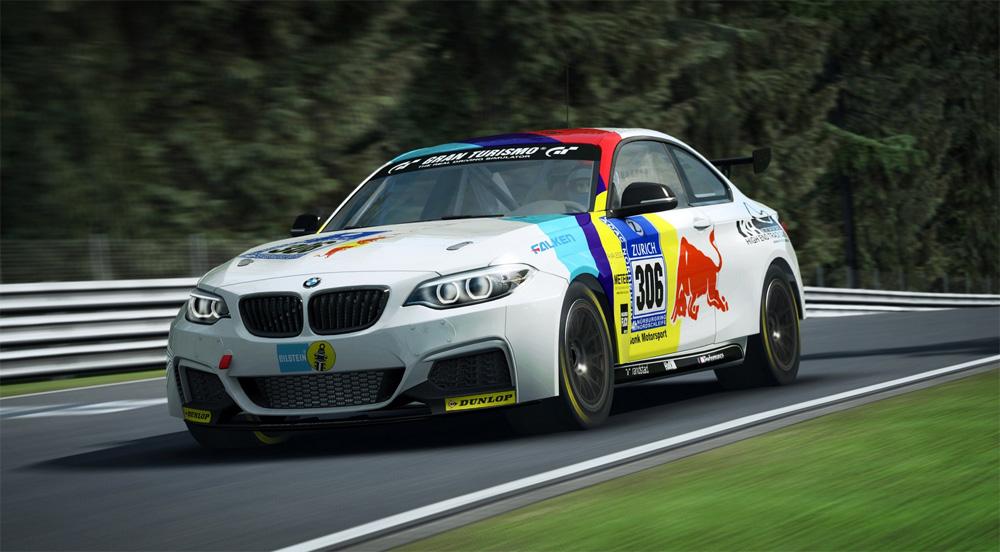 RaceRoom : bmw m235i racing cup