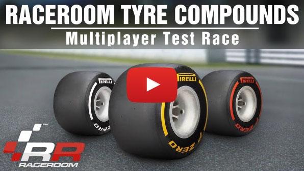pneus dans Raceroom