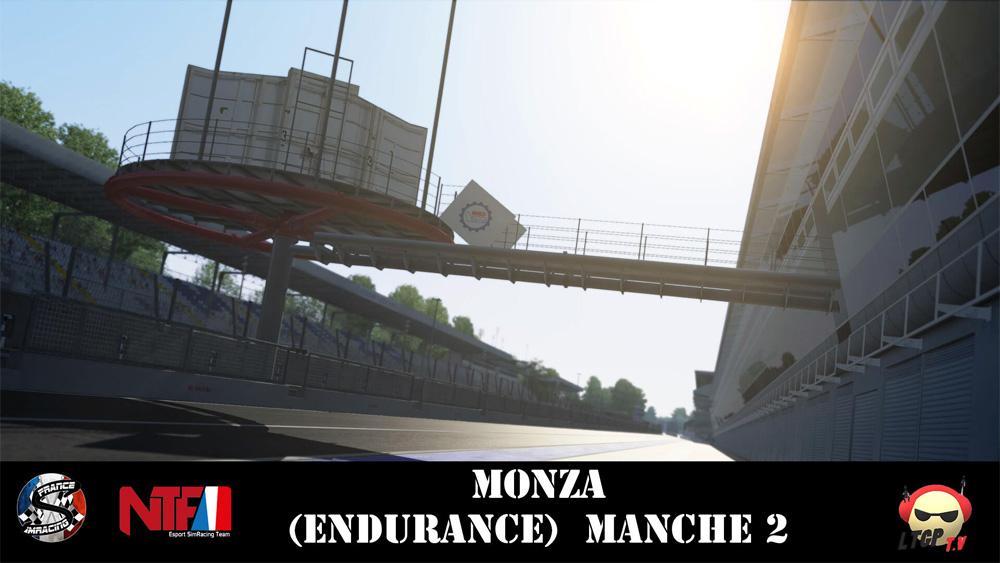 SRFR – BlancPain GT3 – Manche 2 Monza Endurance – 26 Septembre 2018