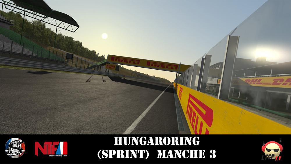 SRFR – BlancPain GT3 – Manche 3 Barcelone Sprint – 10 Octobre 2018