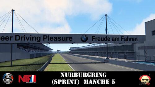 SRFR – BlancPain GT3 – Manche 5 Nurburgring Sprint – 7 Novembre 2018