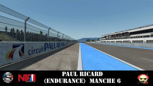 SRFR – BlancPain GT3 – Manche 6 Paul Ricard – 21 Novembre 2018