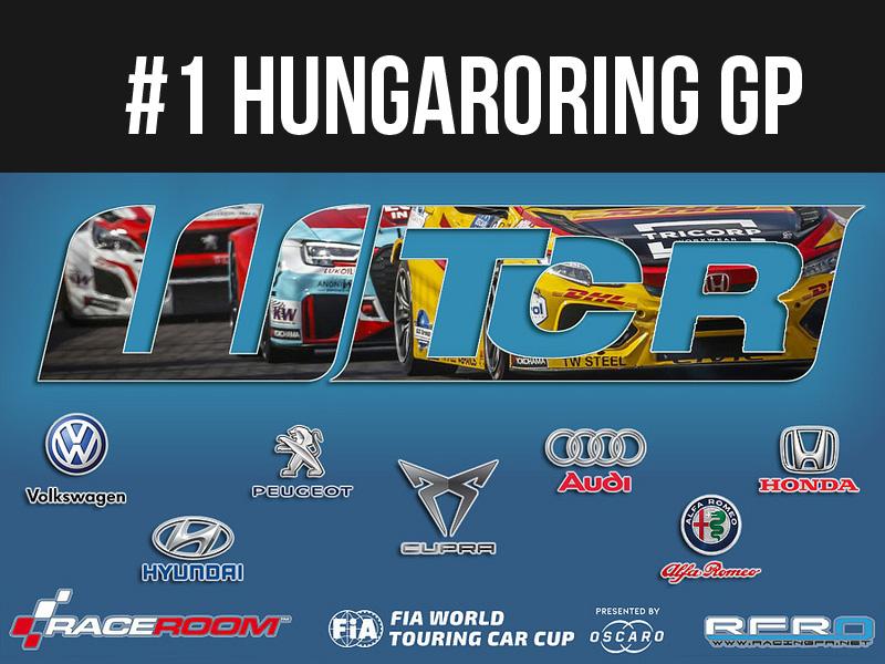 RFRO – FIA WTCR 2018 Manche 1 : Hungaroring GP – 09 Janvier 2019