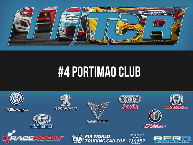 RFRO – FIA WTCR 2018 Manche 4 : Portimao Club – 20 Février 2019