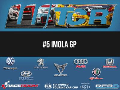RFRO – FIA WTCR 2018 Manche 5 : Imola GP – 06 Mars 2019