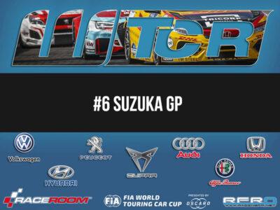 RFRO – FIA WTCR 2018 Manche 6 : Suzuka GP – 20 Mars 2019