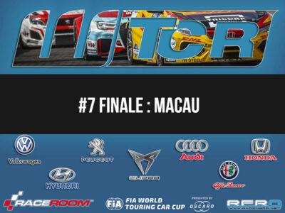 RFRO – FIA WTCR 2018 Manche 7 : Macau – 03 Avril 2019