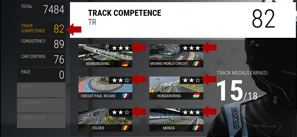 Rating Assetto Corsa Competizione
