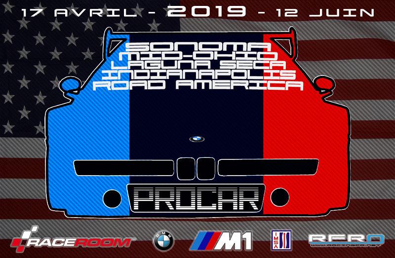 RFRO – IMSA M1 2019 Manche 3 : Laguna Seca GP – 15 Mai 2019