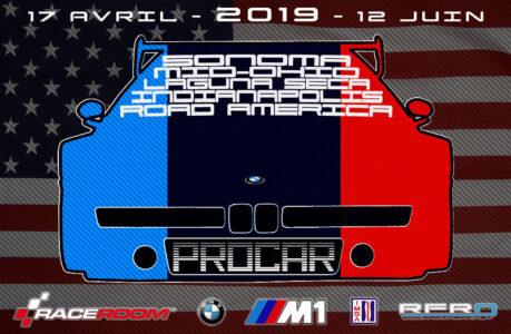RFRO – IMSA M1 2019 Manche 4 : Indianapolis GP – 29 Mai 2019
