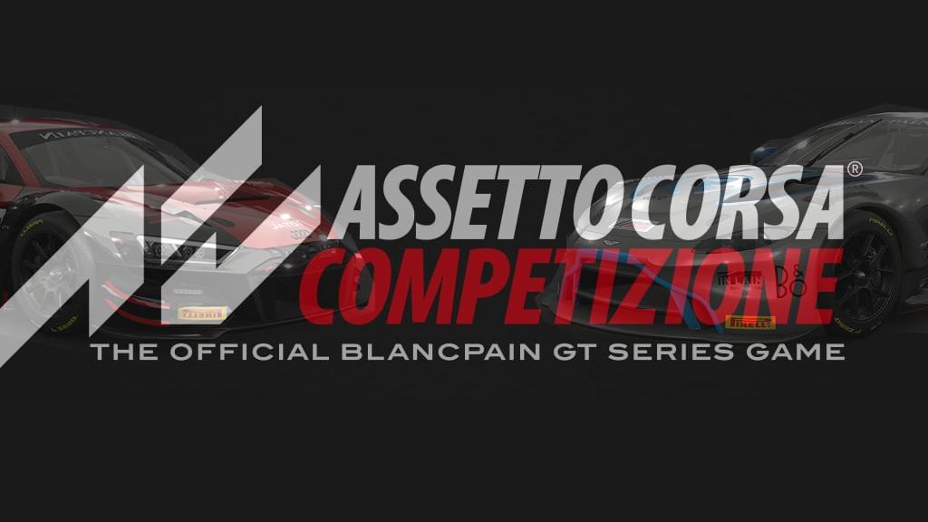 Assetto Corsa Compétizione 2019 AMR V8 Vantage et Audi R8 LMS EVO