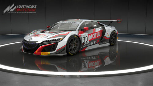 Assetto Corsa Compétizione Honda NSX GT3 EVO