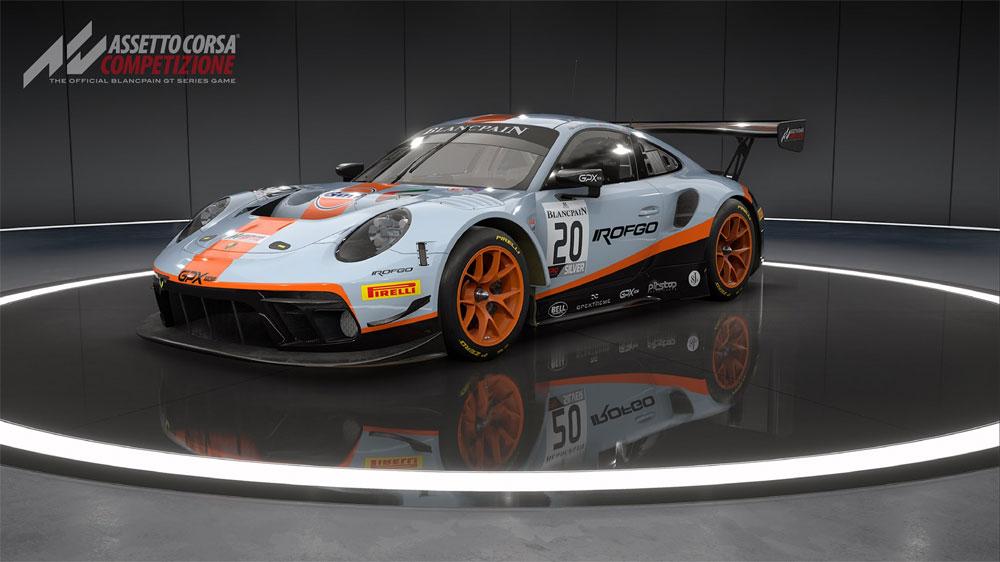 Assetto Corsa Competizione Porsche 991 GT3 R