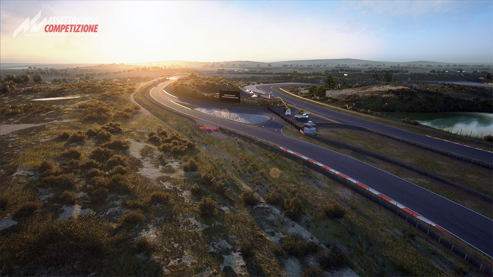 Circuit de Zandvoort Assetto Corsa Compétizione