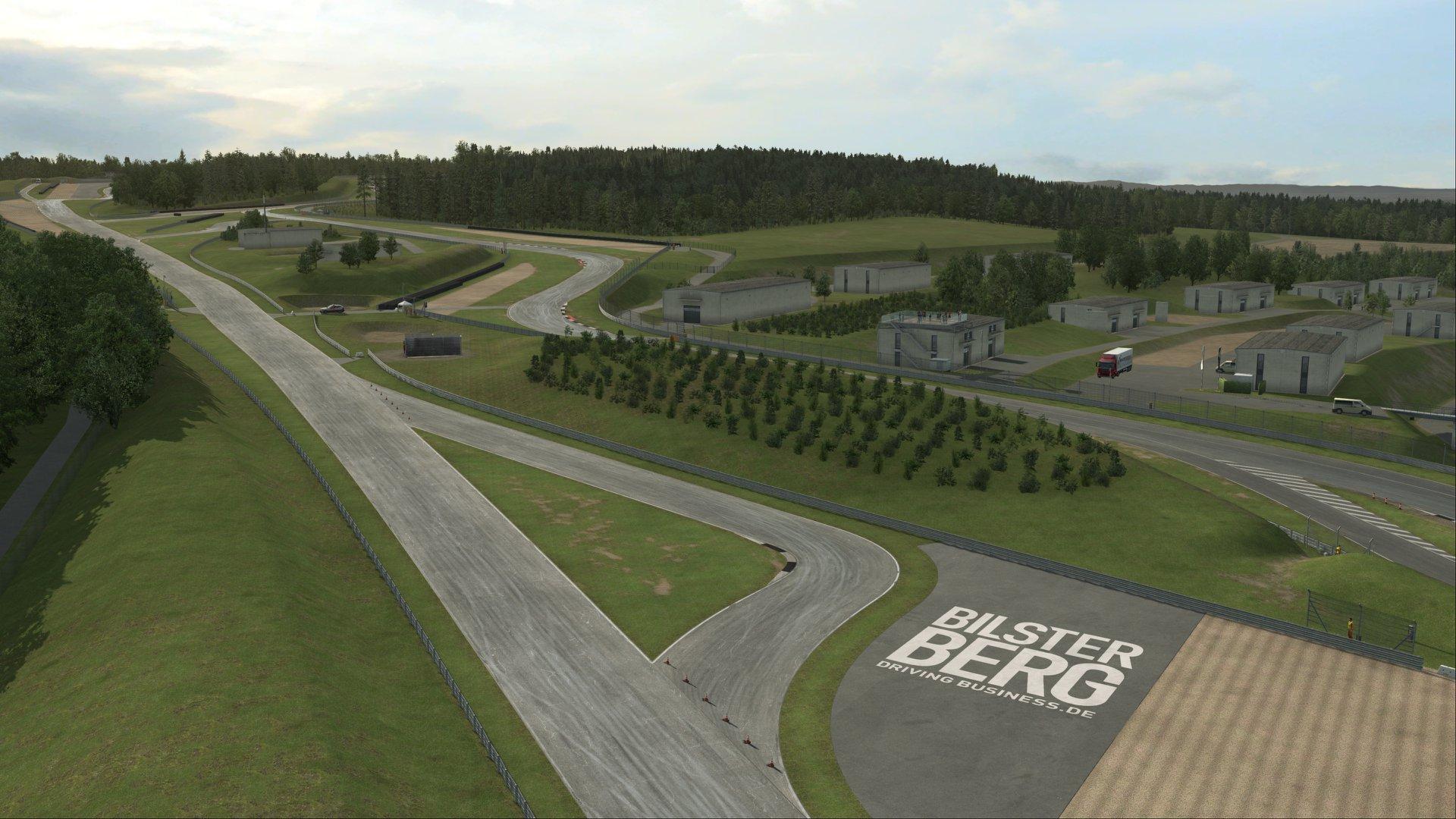 Circuit de Bilster Berg RaceRoom