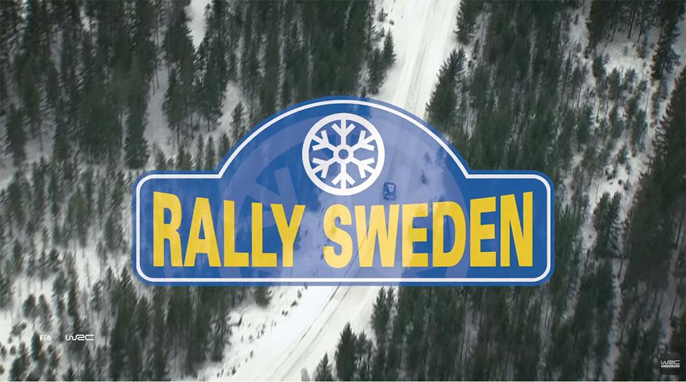 WRC Suède 2020