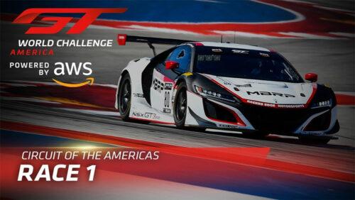 GT World Challenge 2020 Cota