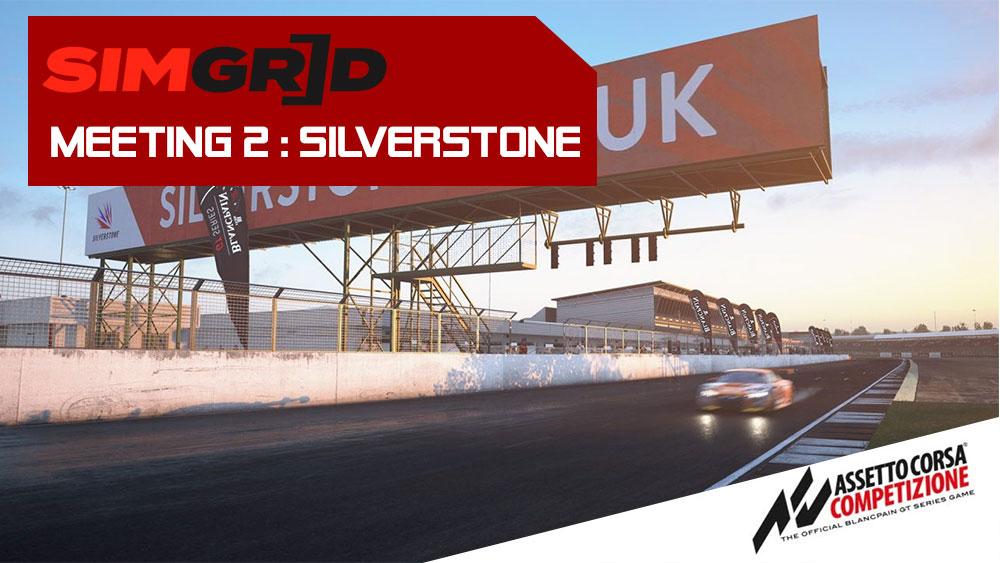 Classement 3H Silverstone SimGrid 2020