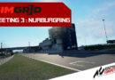 3H Nurburgring SimGrid endurance : 4eme/33