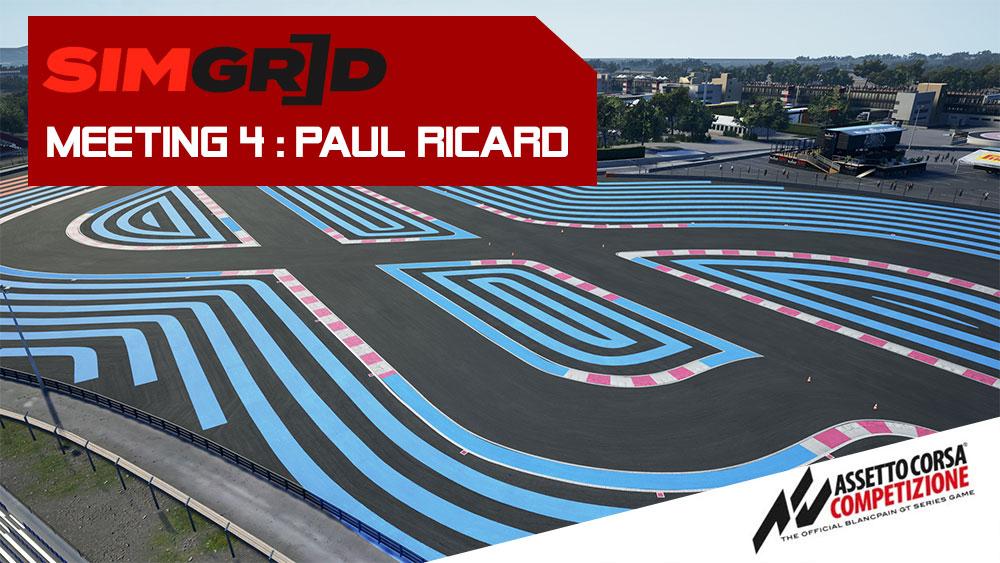 3H Paul Ricard SimGrid