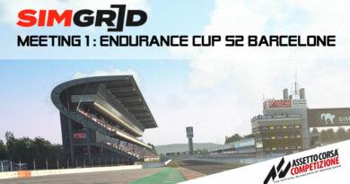 SimGrid Endurance CUP S2