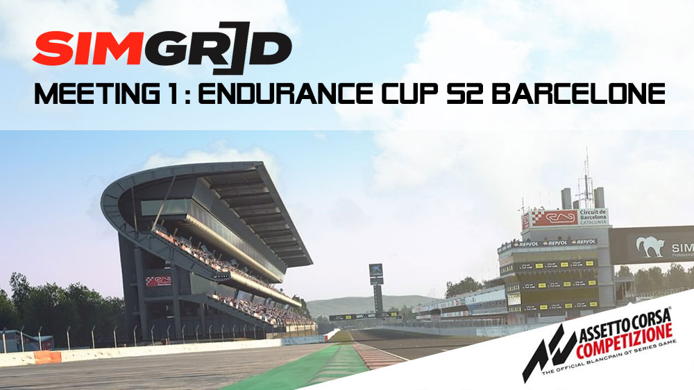SimGrid Endurance CUP S2