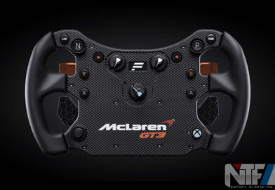 CSL Elite Steering Wheel McLaren GT3 V2