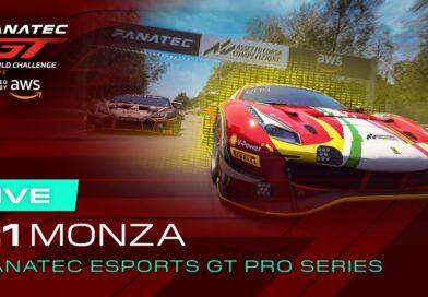Fanatec Esports GT Pro Series Monza