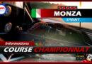 Simracingclub Europa GT meeting 2 : Monza 2021
