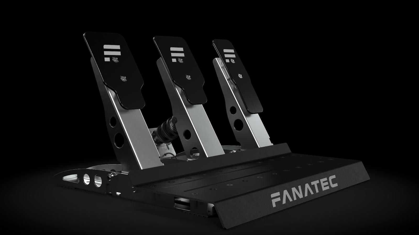 CST Pedals Fanatec Kit