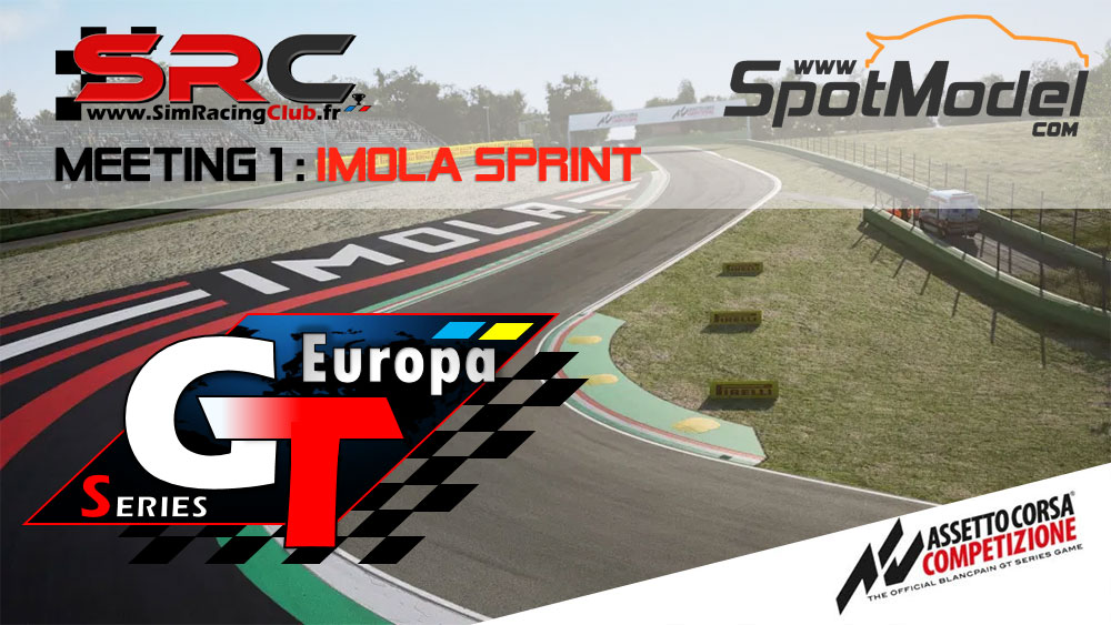 Simracingclub Europa GT meeting 1