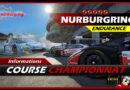 Simracingclub Europa GT meeting 3 : Nurburgring 2021